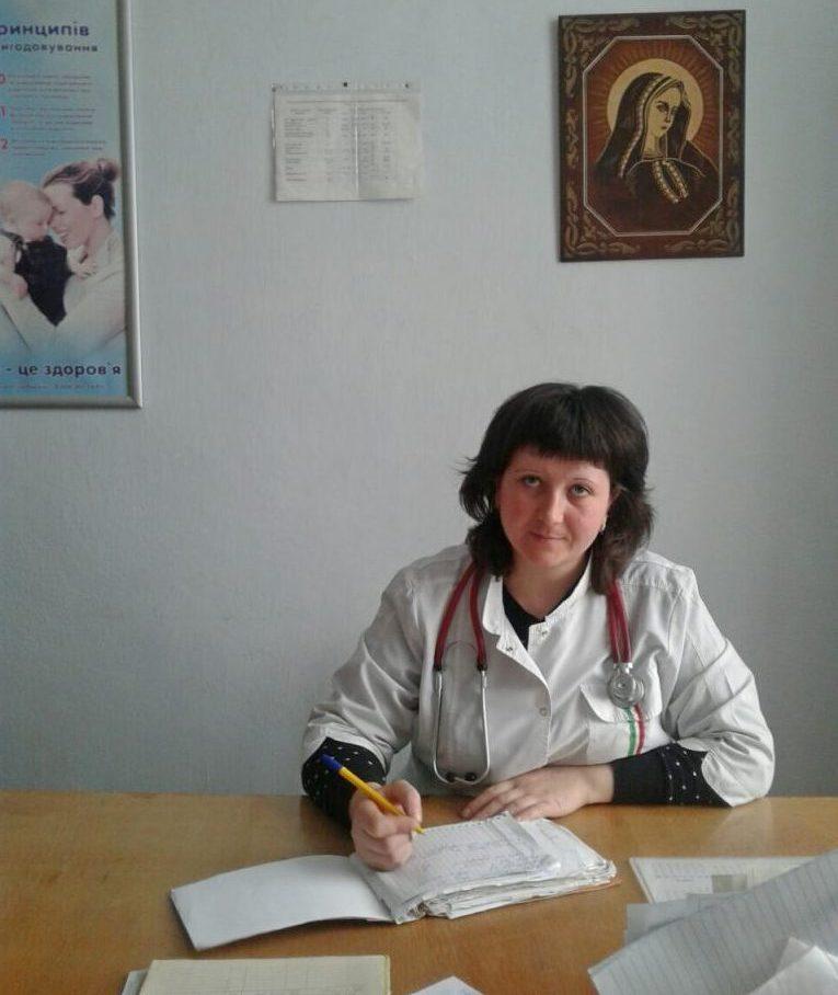 Юркевич Оксана Петрівна